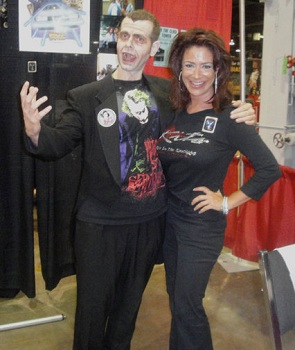 Gregula & Claudia Wells a.k.a. Jennifer from 'Back to the Future' -- Photo credit: Jim Currie