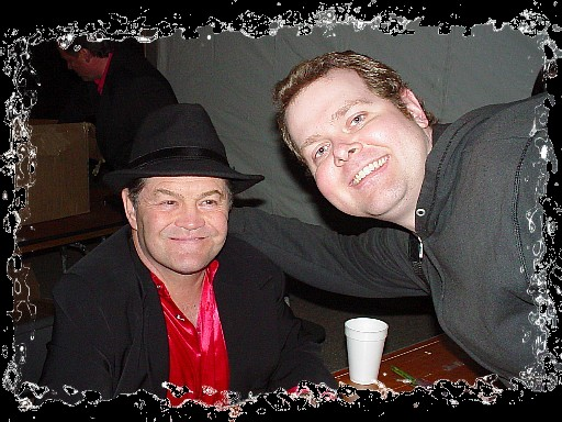 Micky Dolenz (The Monkees) & Greg