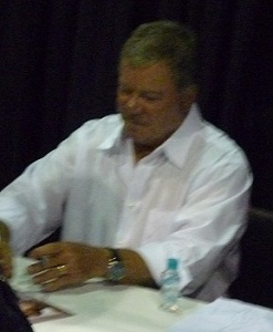 William Shatner -- Photo credit: Count Gregula