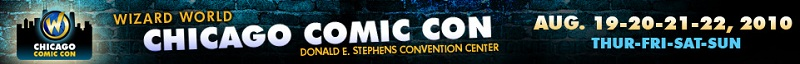 Click on the banner to go to the official Wizard World Comic Con site for full details!